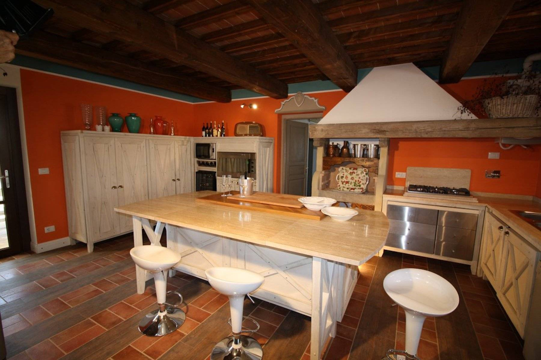 Villa in Vendita a Volterra: 5 locali, 450 mq - Foto 17