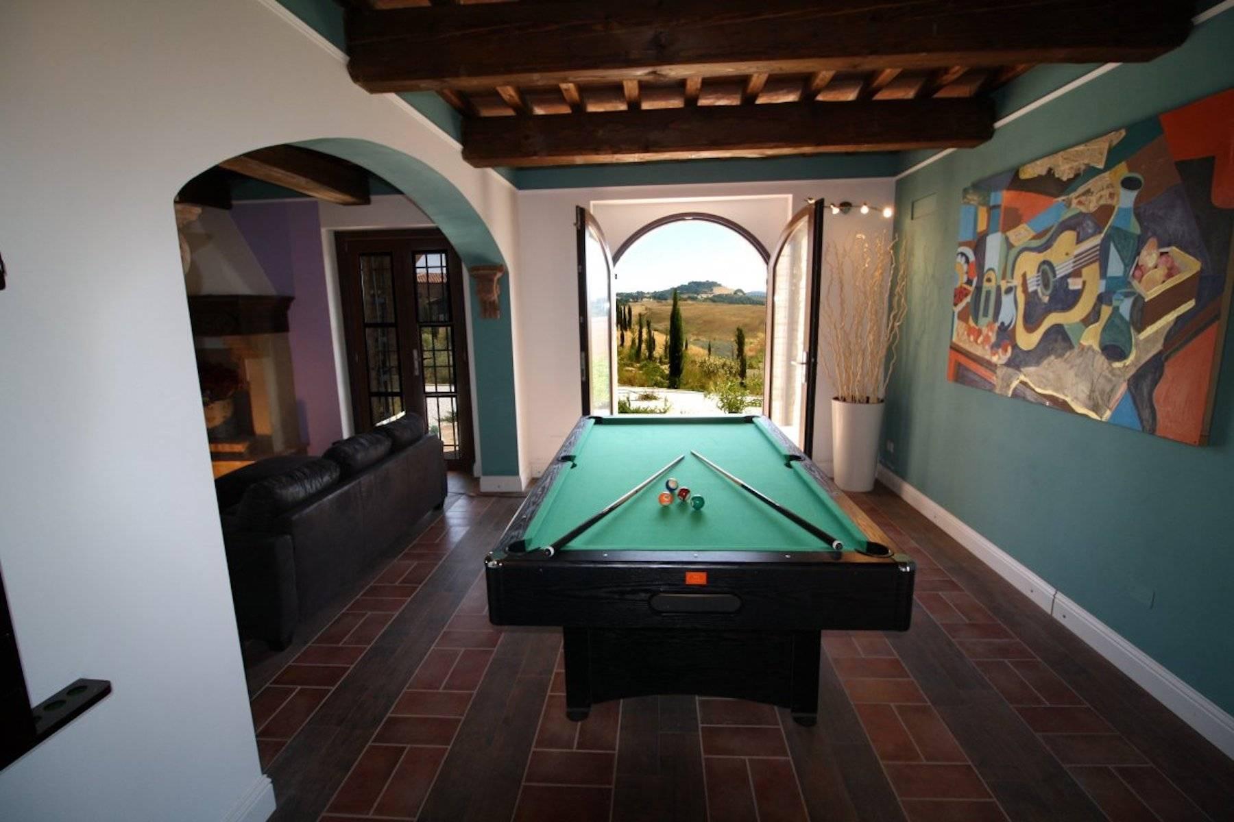 Villa in Vendita a Volterra: 5 locali, 450 mq - Foto 19