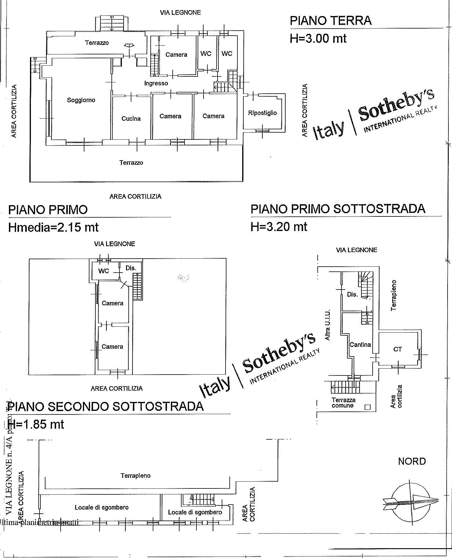 Villa in Vendita a Civenna: 5 locali, 278 mq - Foto 26