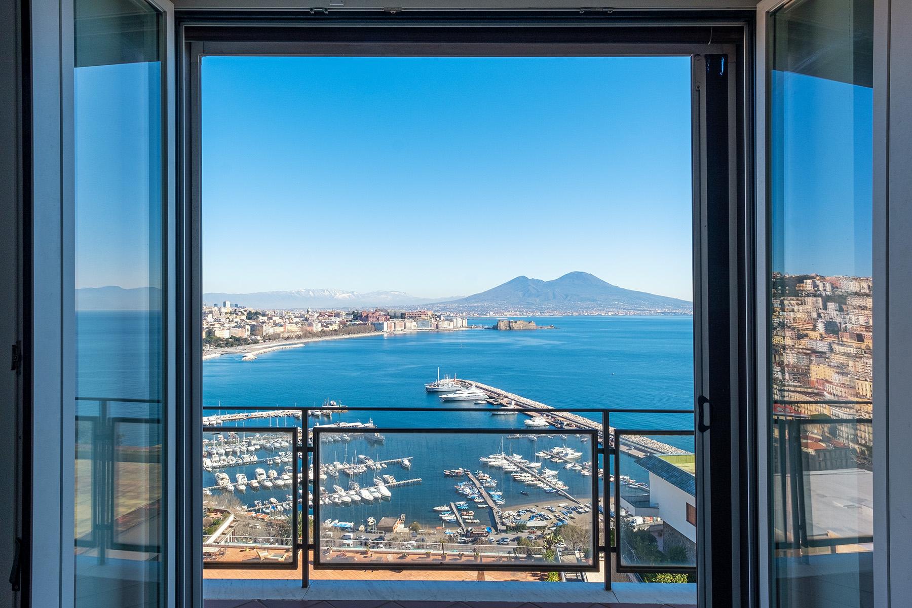 Attico in Affitto a Napoli via orazio