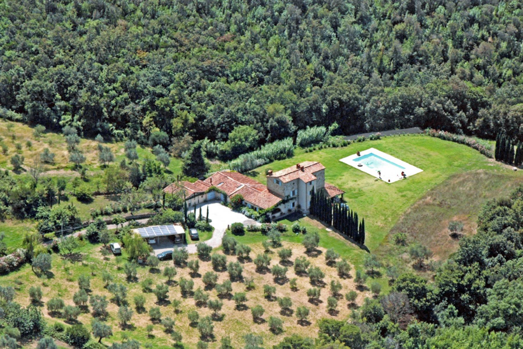Villa in Vendita a Santa Luce: 5 locali, 270 mq