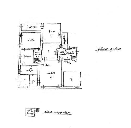Appartamento in Vendita a Sarzana: 5 locali, 340 mq - Foto 23