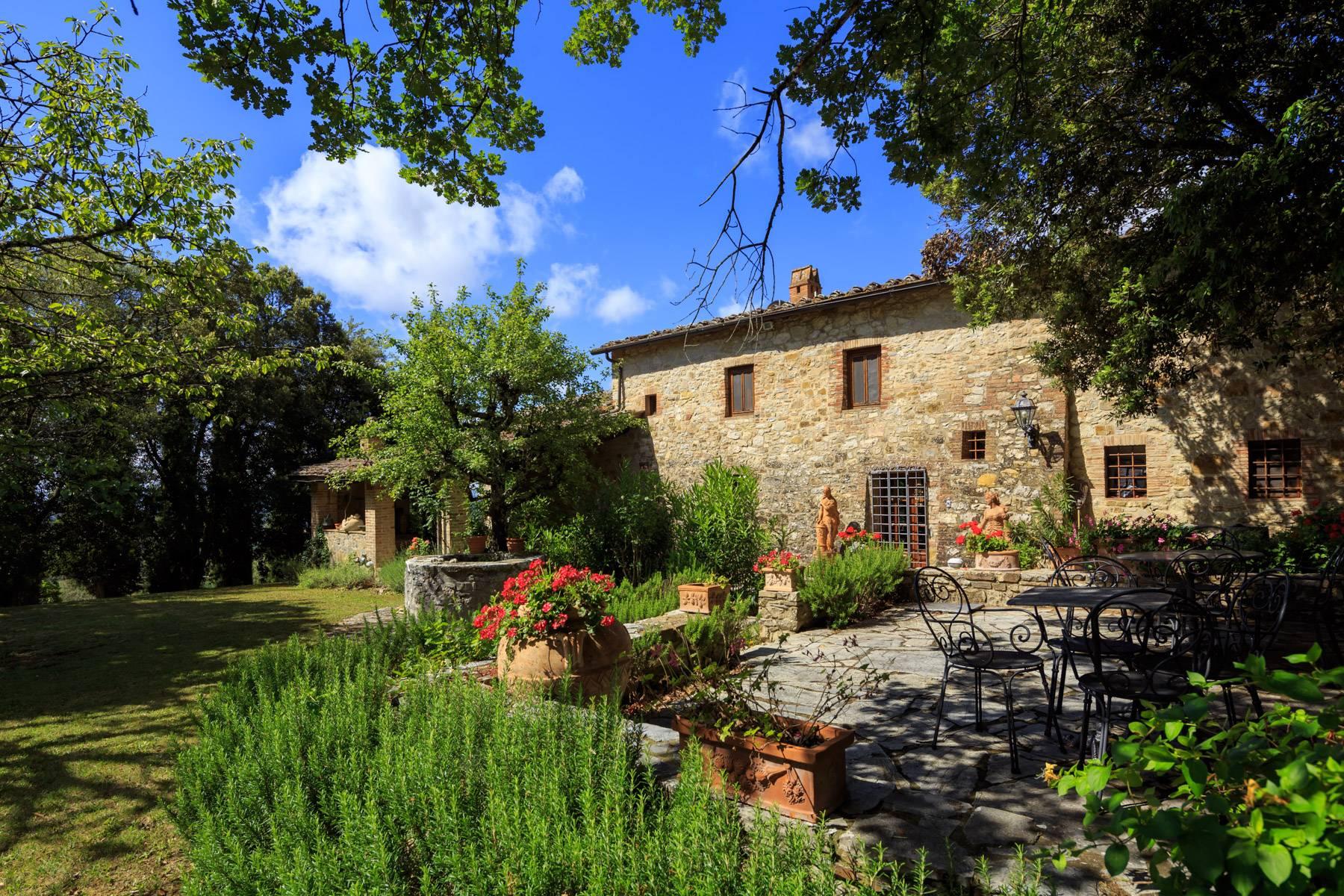 Villa in Vendita a Gaiole In Chianti: 5 locali, 465 mq - Foto 15
