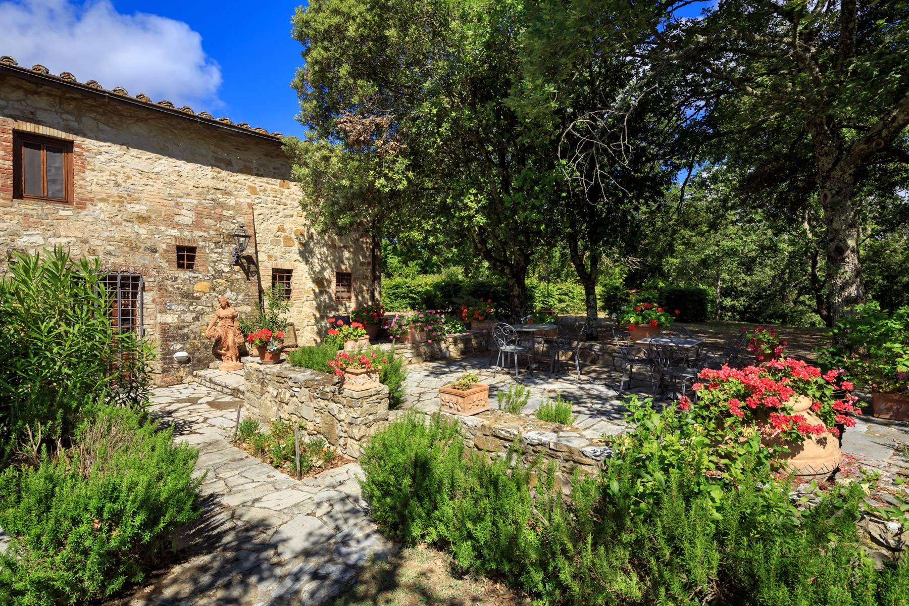 Villa in Vendita a Gaiole In Chianti: 5 locali, 465 mq - Foto 16