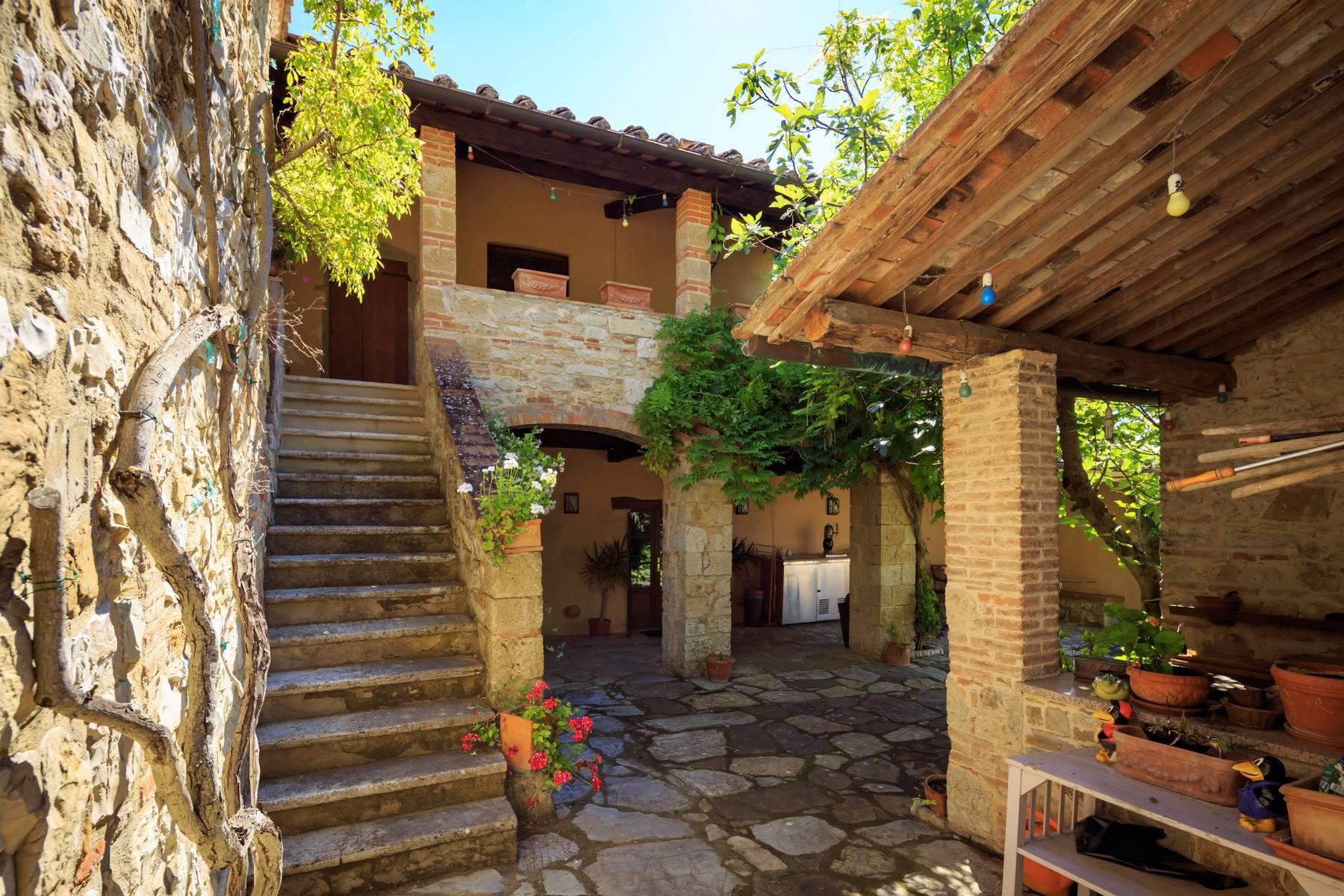 Villa in Vendita a Gaiole In Chianti: 5 locali, 465 mq - Foto 1