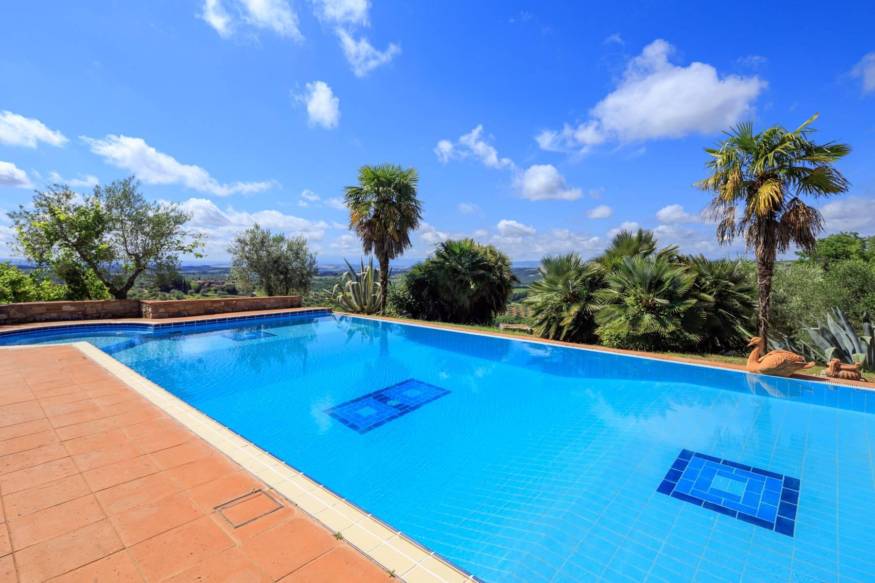 Villa in Vendita a Gaiole In Chianti: 5 locali, 465 mq - Foto 5