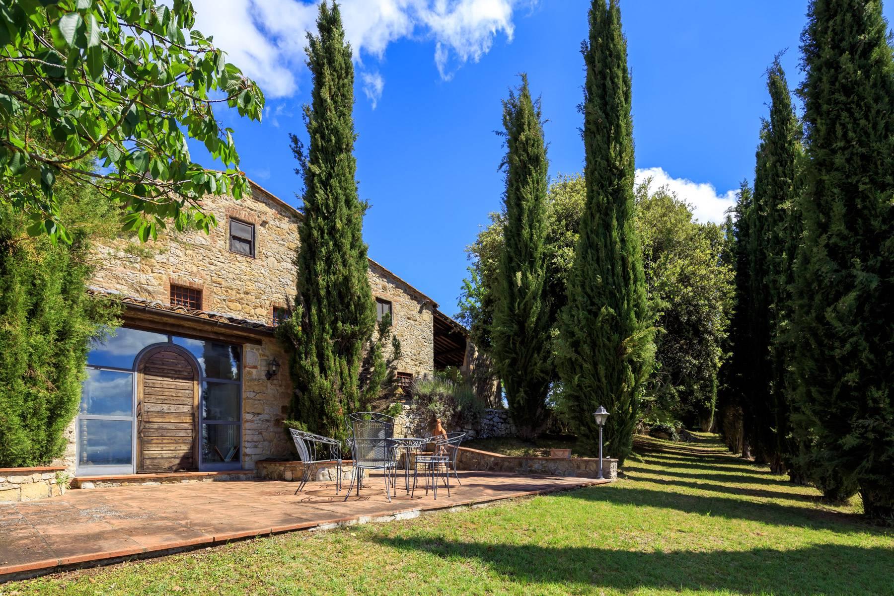 Villa in Vendita a Gaiole In Chianti: 5 locali, 465 mq - Foto 3