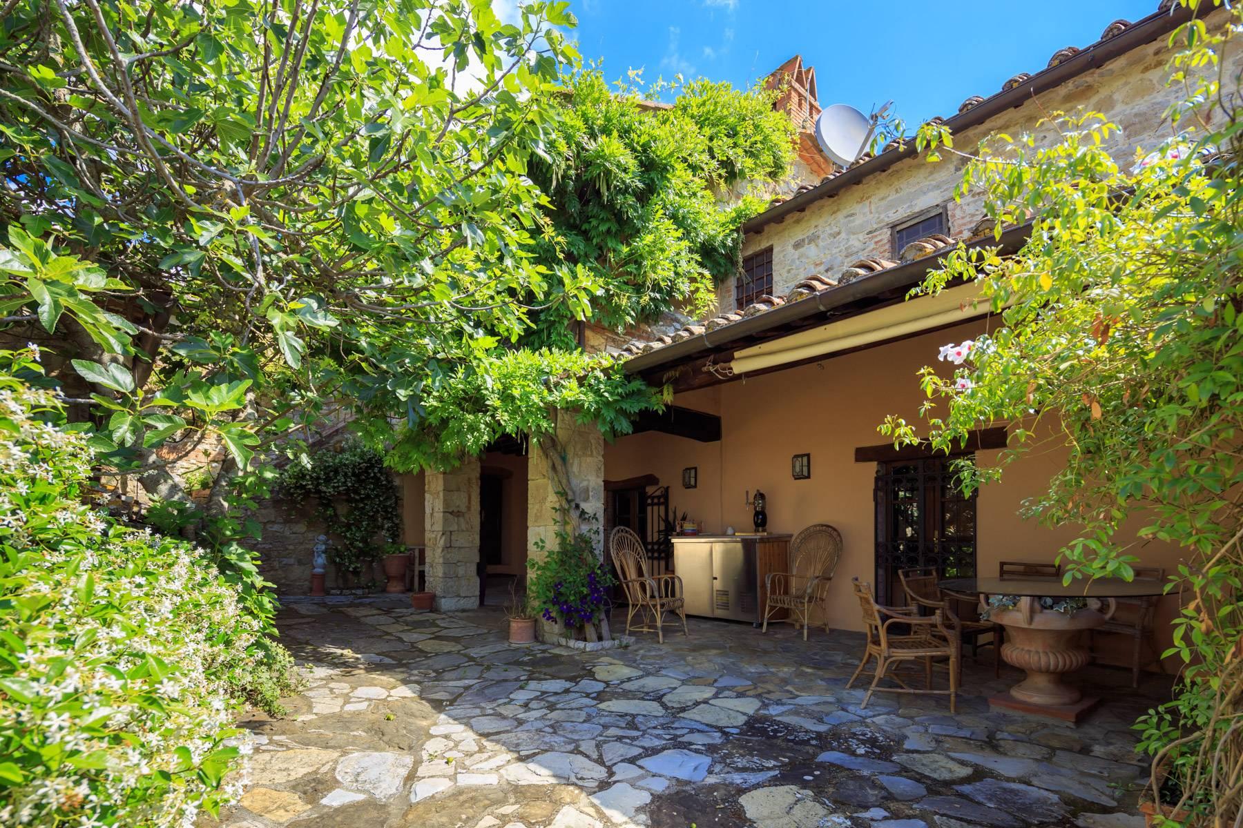 Villa in Vendita a Gaiole In Chianti: 5 locali, 465 mq - Foto 30