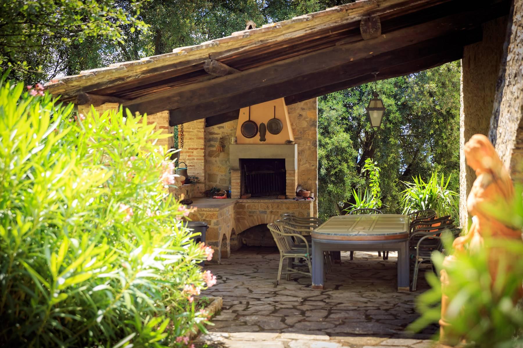 Villa in Vendita a Gaiole In Chianti: 5 locali, 465 mq - Foto 2