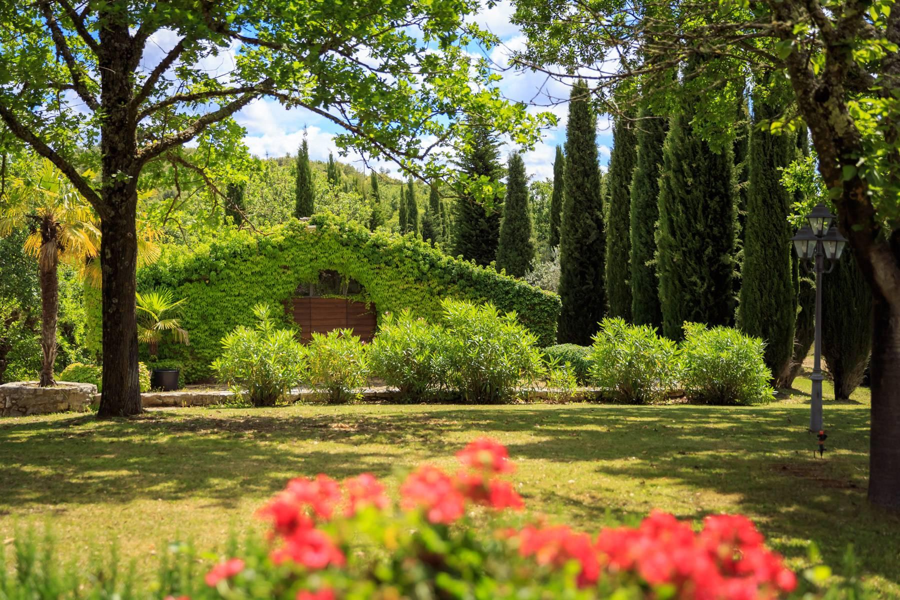 Villa in Vendita a Gaiole In Chianti: 5 locali, 465 mq - Foto 17