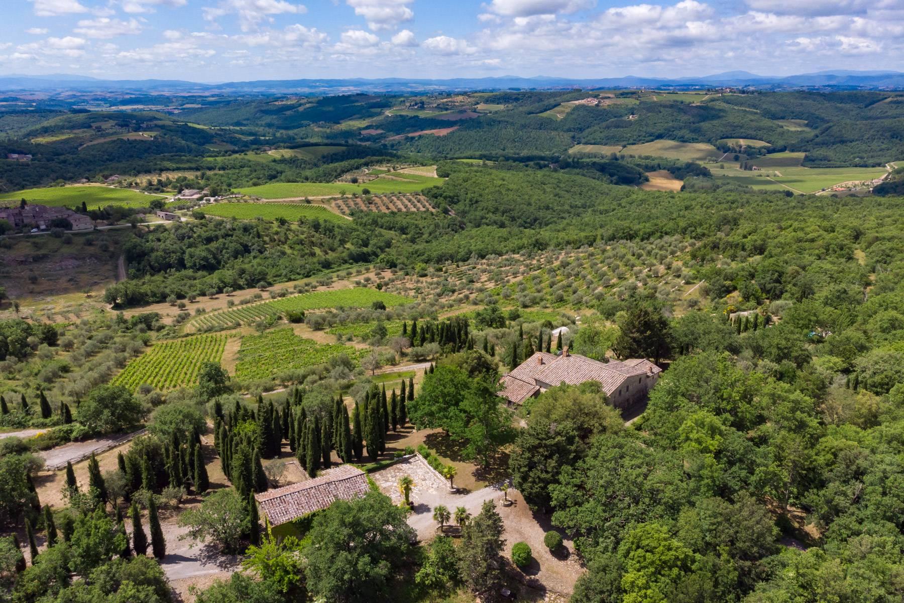 Villa in Vendita a Gaiole In Chianti: 5 locali, 465 mq - Foto 9