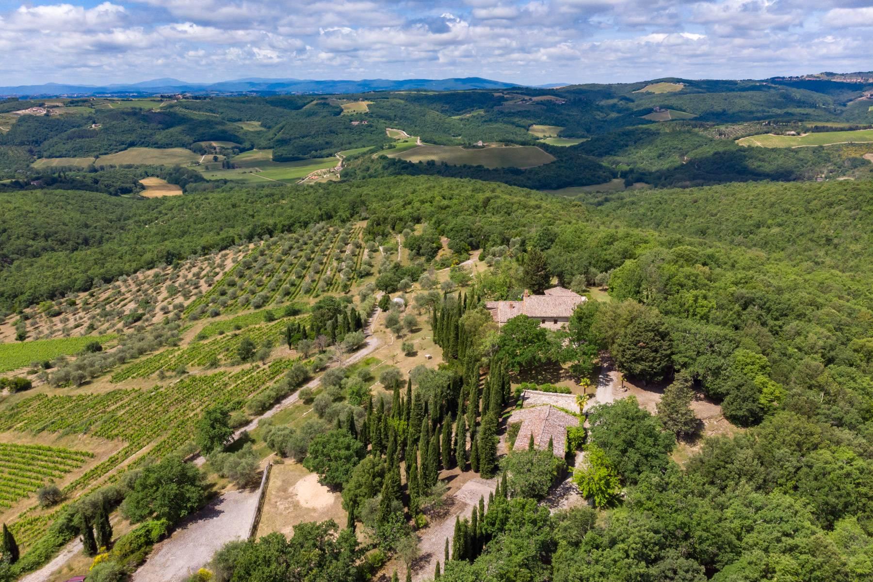 Villa in Vendita a Gaiole In Chianti: 5 locali, 465 mq - Foto 10