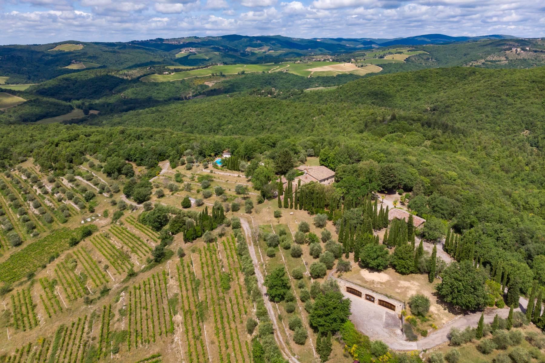 Villa in Vendita a Gaiole In Chianti: 5 locali, 465 mq - Foto 14