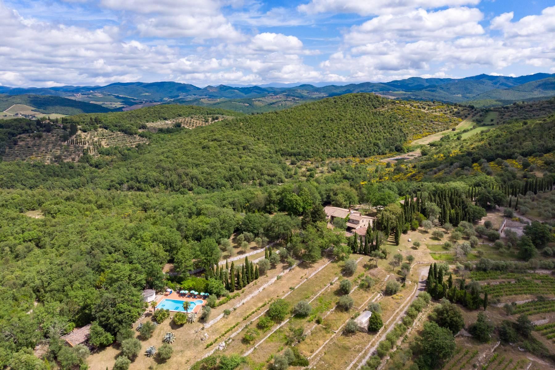 Villa in Vendita a Gaiole In Chianti: 5 locali, 465 mq - Foto 12