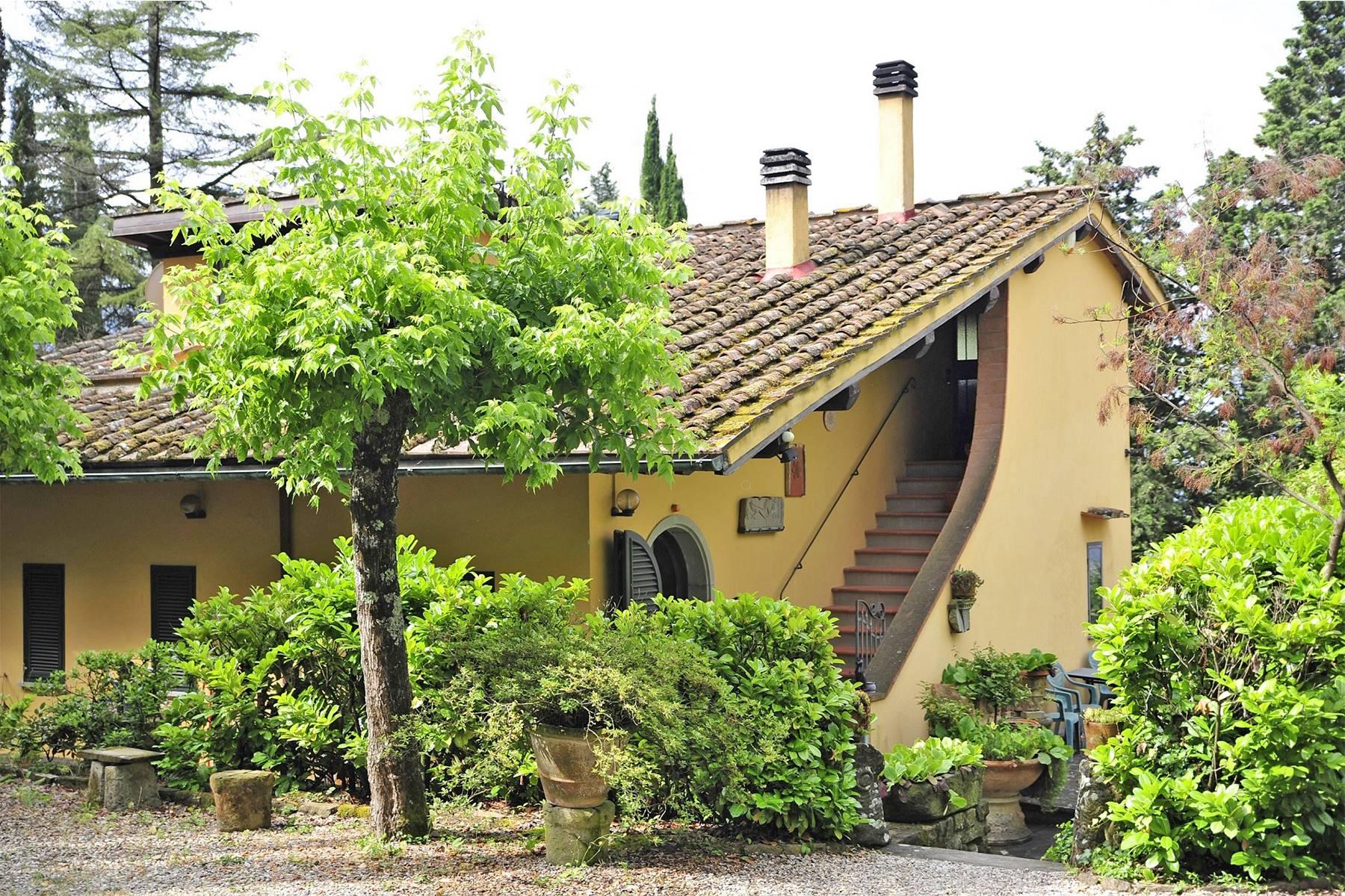 Villa in Vendita a Firenze Semicentro Est: 5 locali, 350 mq