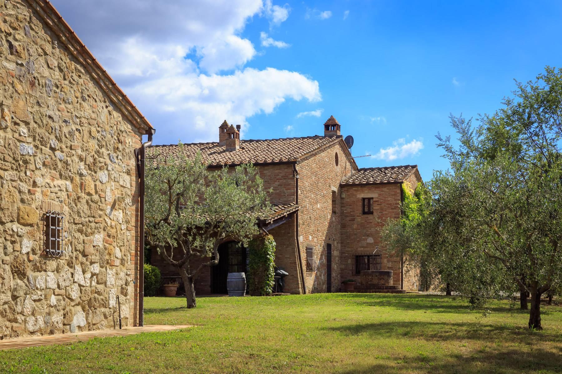 Villa in Vendita a Asciano: 5 locali, 430 mq - Foto 7