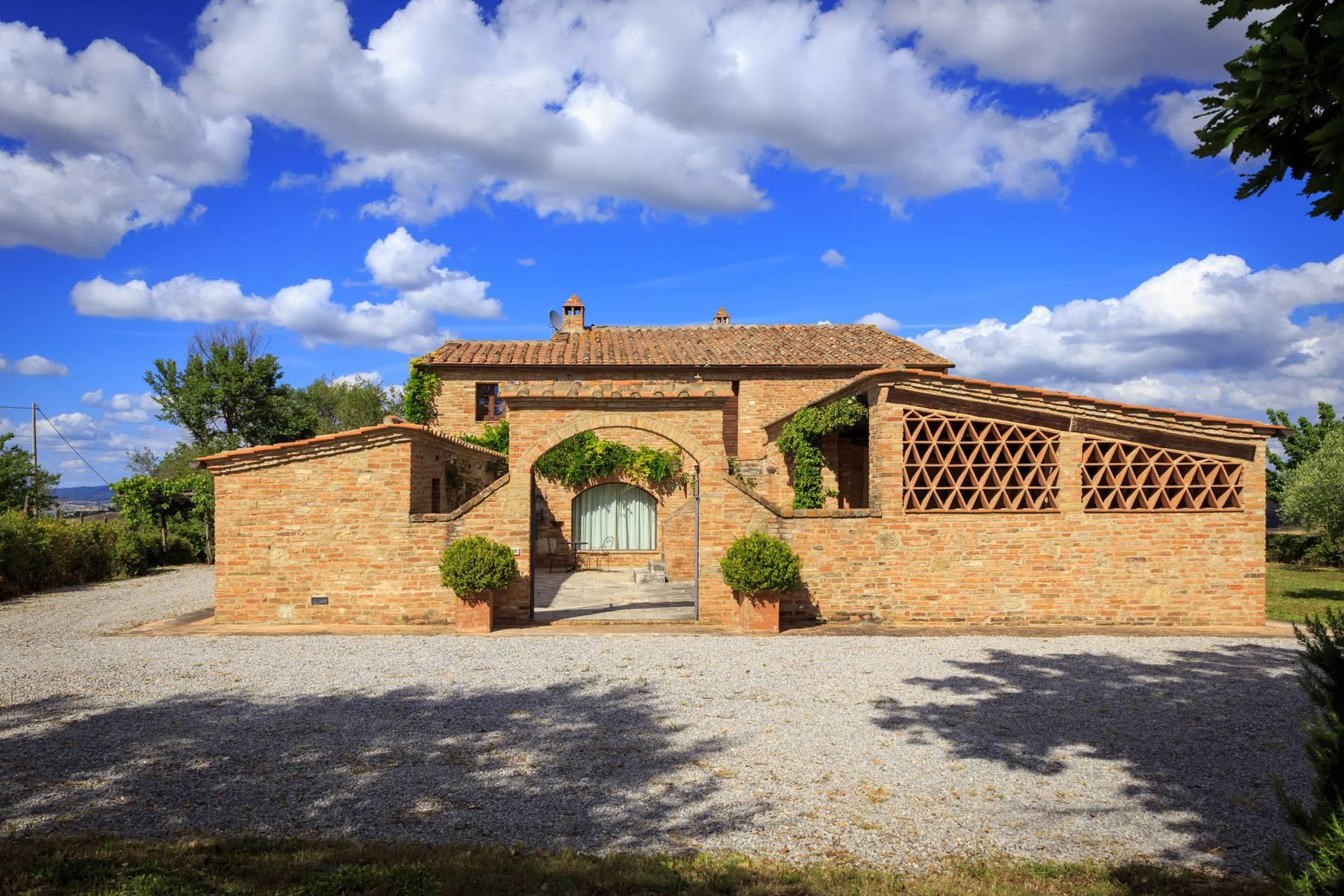 Villa in Vendita a Asciano: 5 locali, 430 mq - Foto 5
