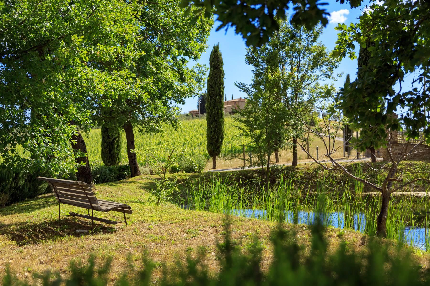 Villa in Vendita a Asciano: 5 locali, 430 mq - Foto 22