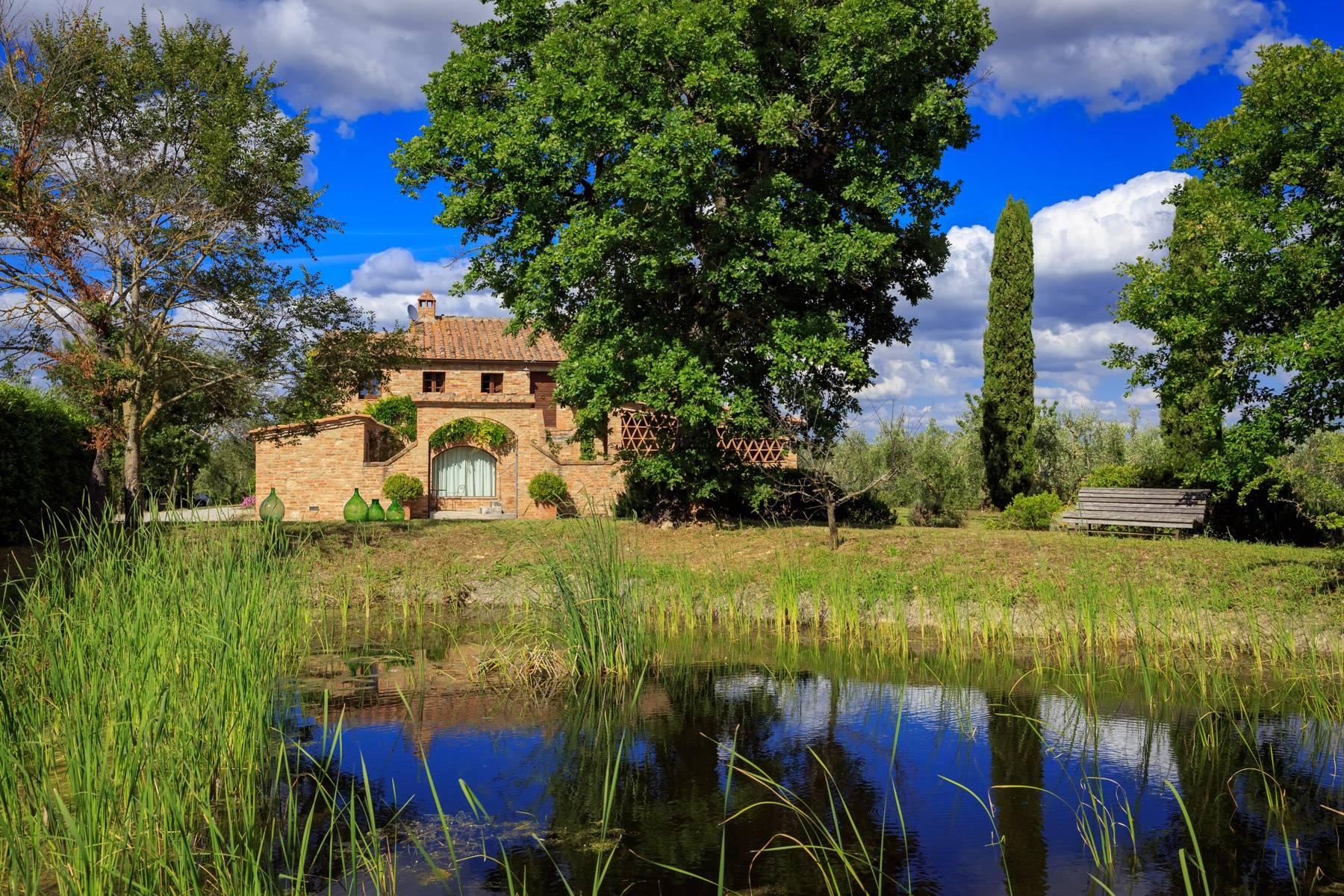 Villa in Vendita a Asciano: 5 locali, 430 mq - Foto 1