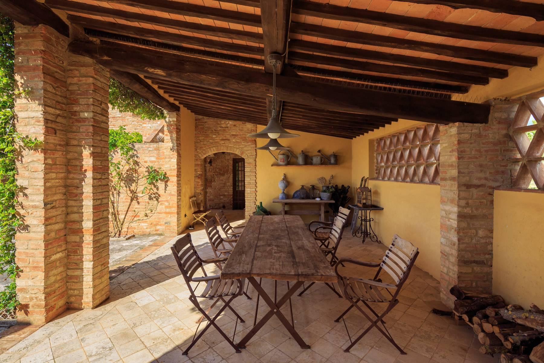 Villa in Vendita a Asciano: 5 locali, 430 mq - Foto 21