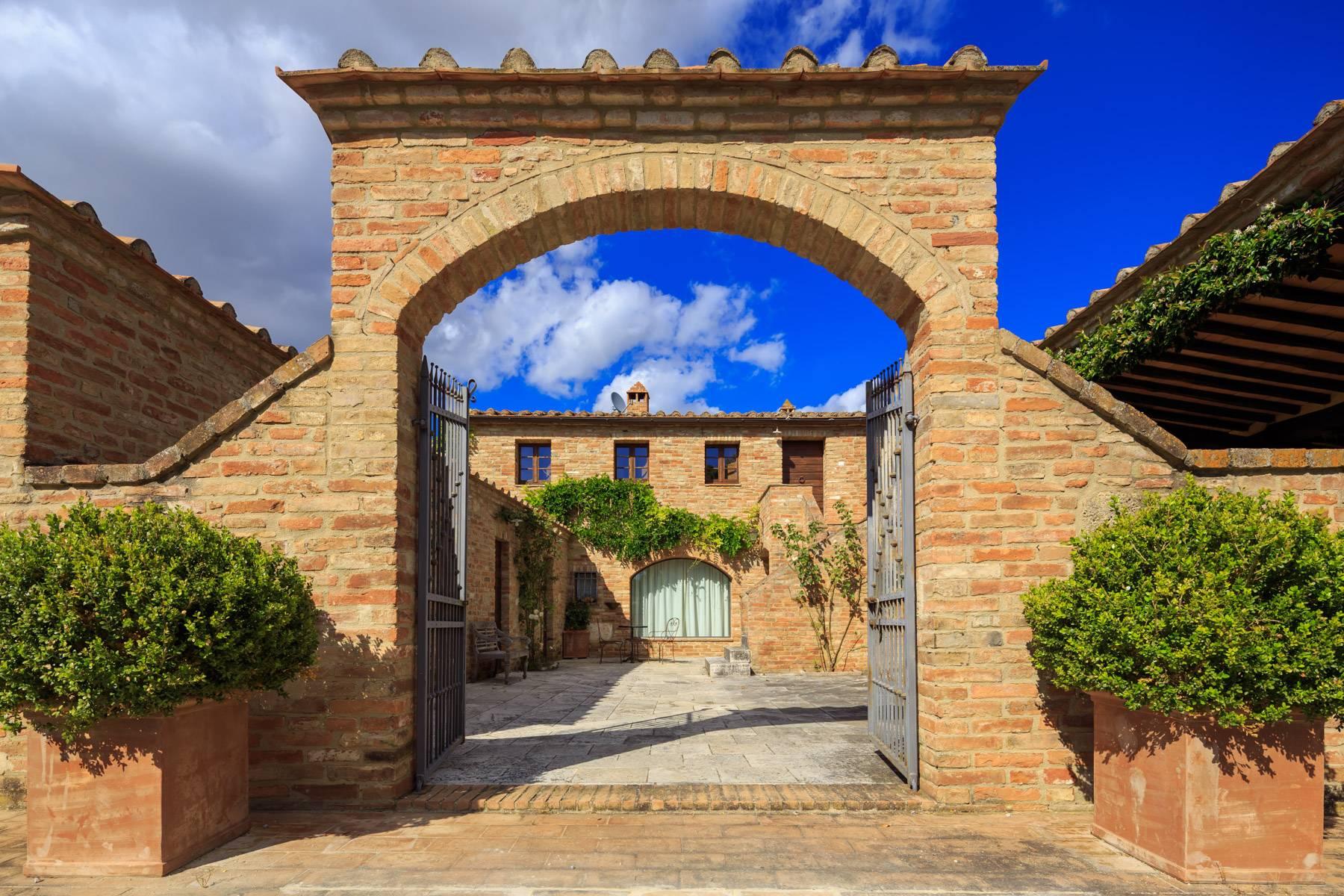 Villa in Vendita a Asciano: 5 locali, 430 mq - Foto 4