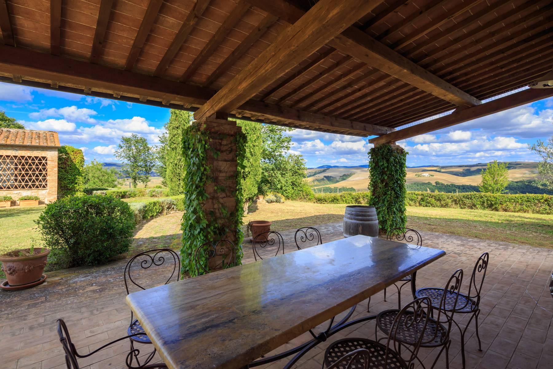 Villa in Vendita a Asciano: 5 locali, 430 mq - Foto 24