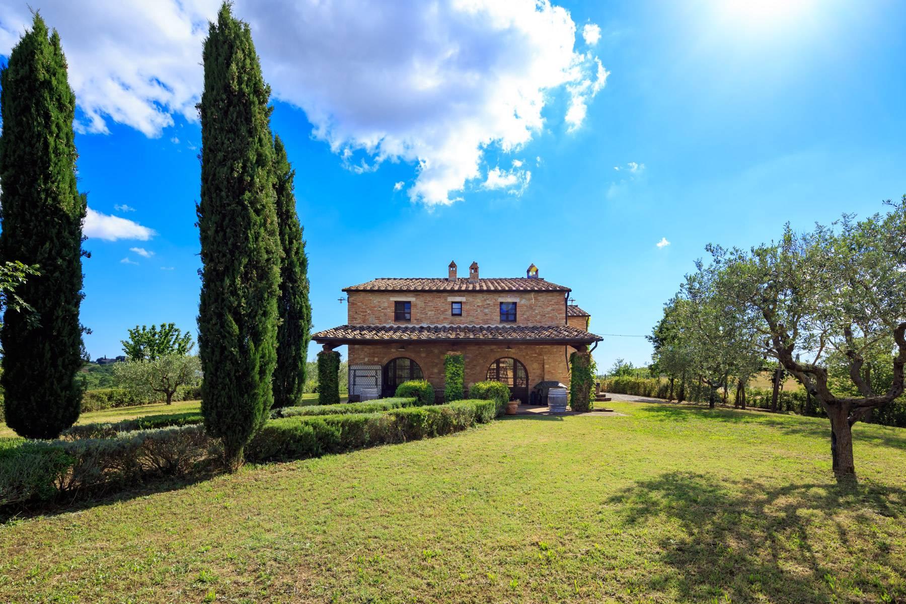 Villa in Vendita a Asciano: 5 locali, 430 mq - Foto 25