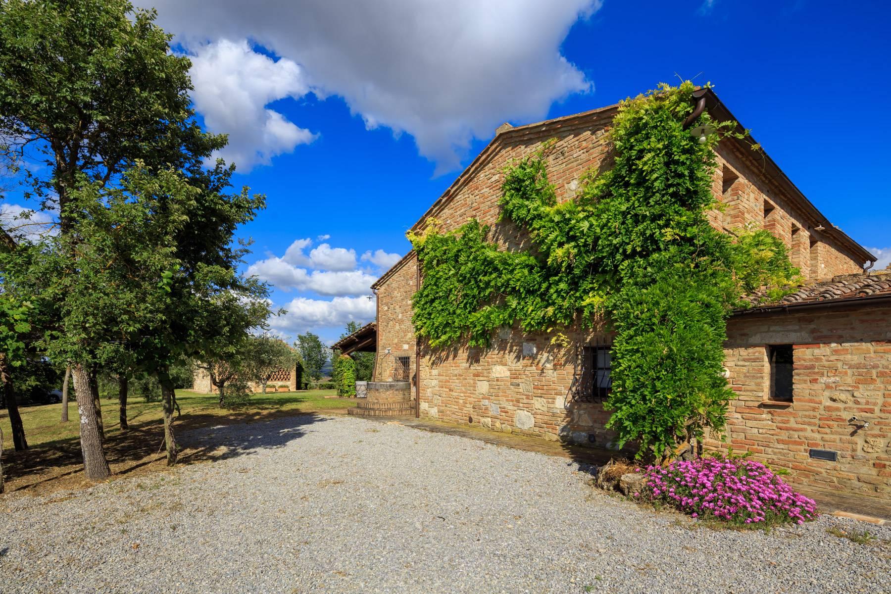 Villa in Vendita a Asciano: 5 locali, 430 mq - Foto 28