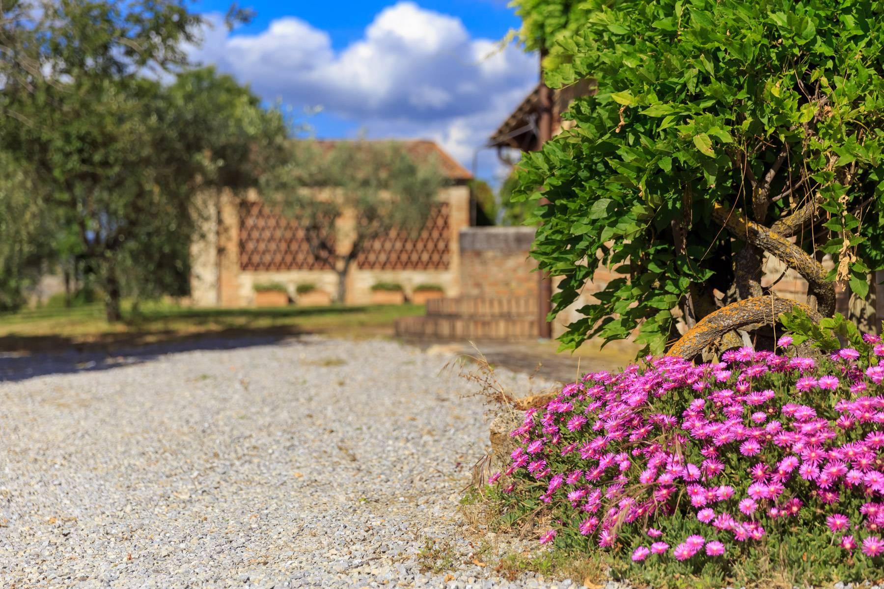 Villa in Vendita a Asciano: 5 locali, 430 mq - Foto 29