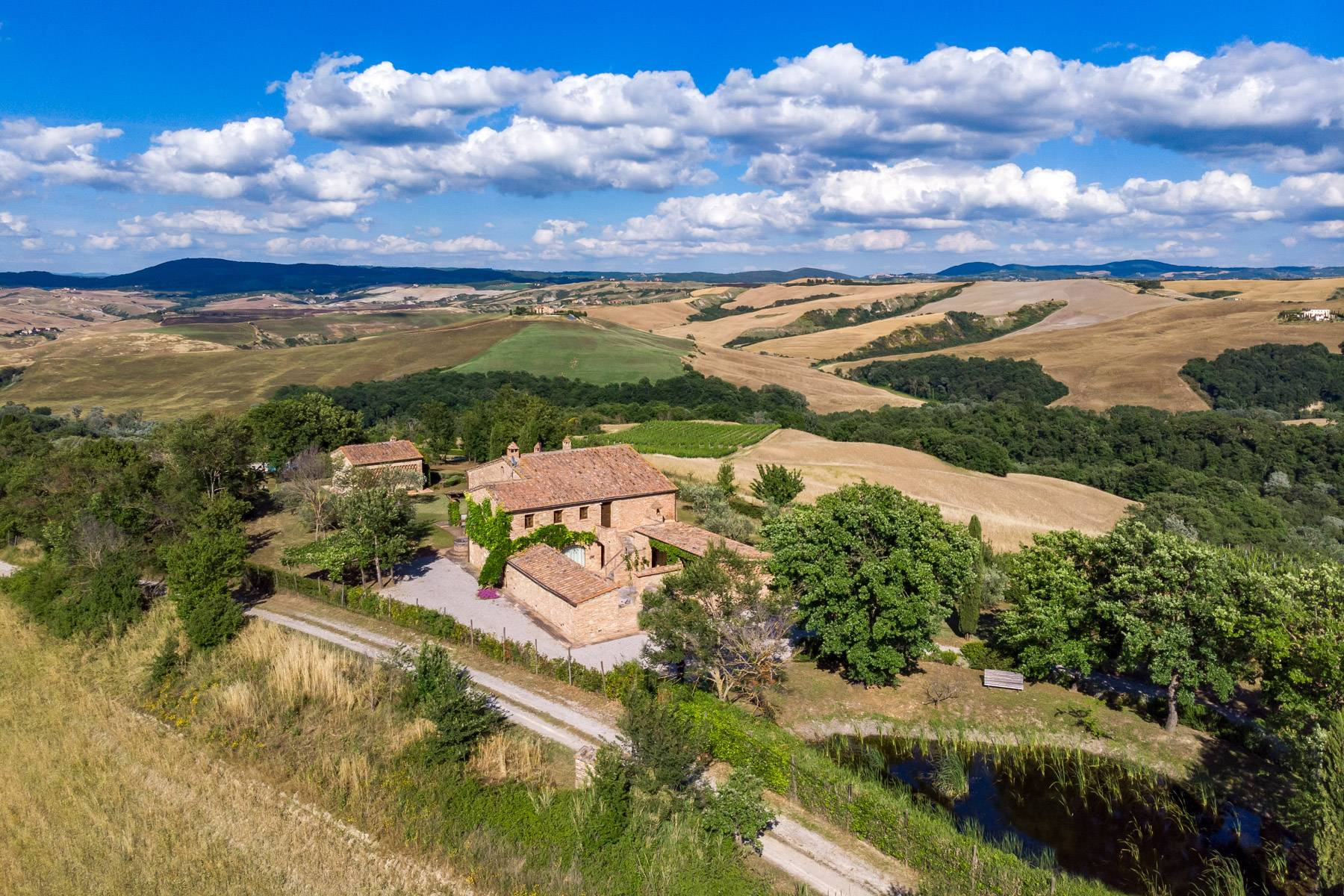 Villa in Vendita a Asciano: 5 locali, 430 mq - Foto 30