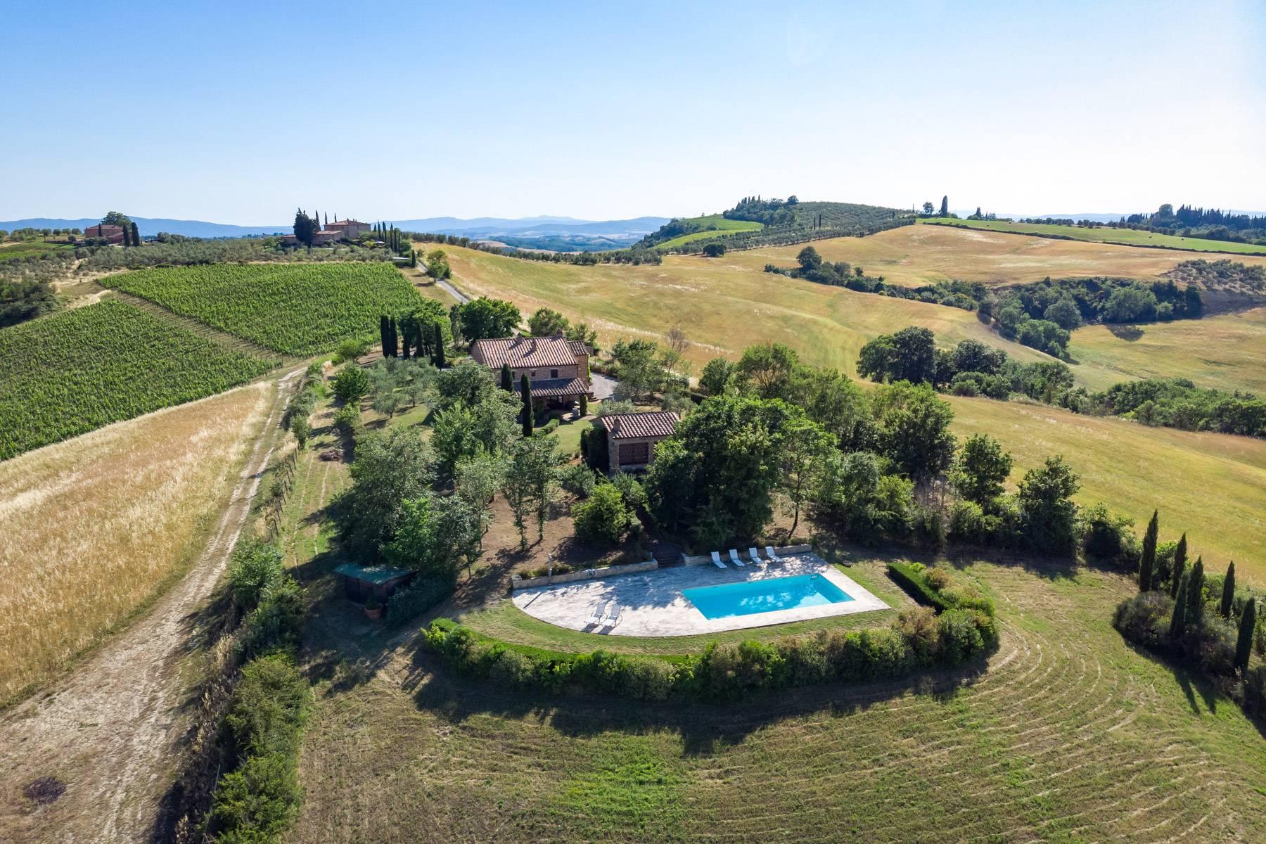 Villa in Vendita a Asciano: 5 locali, 430 mq - Foto 3