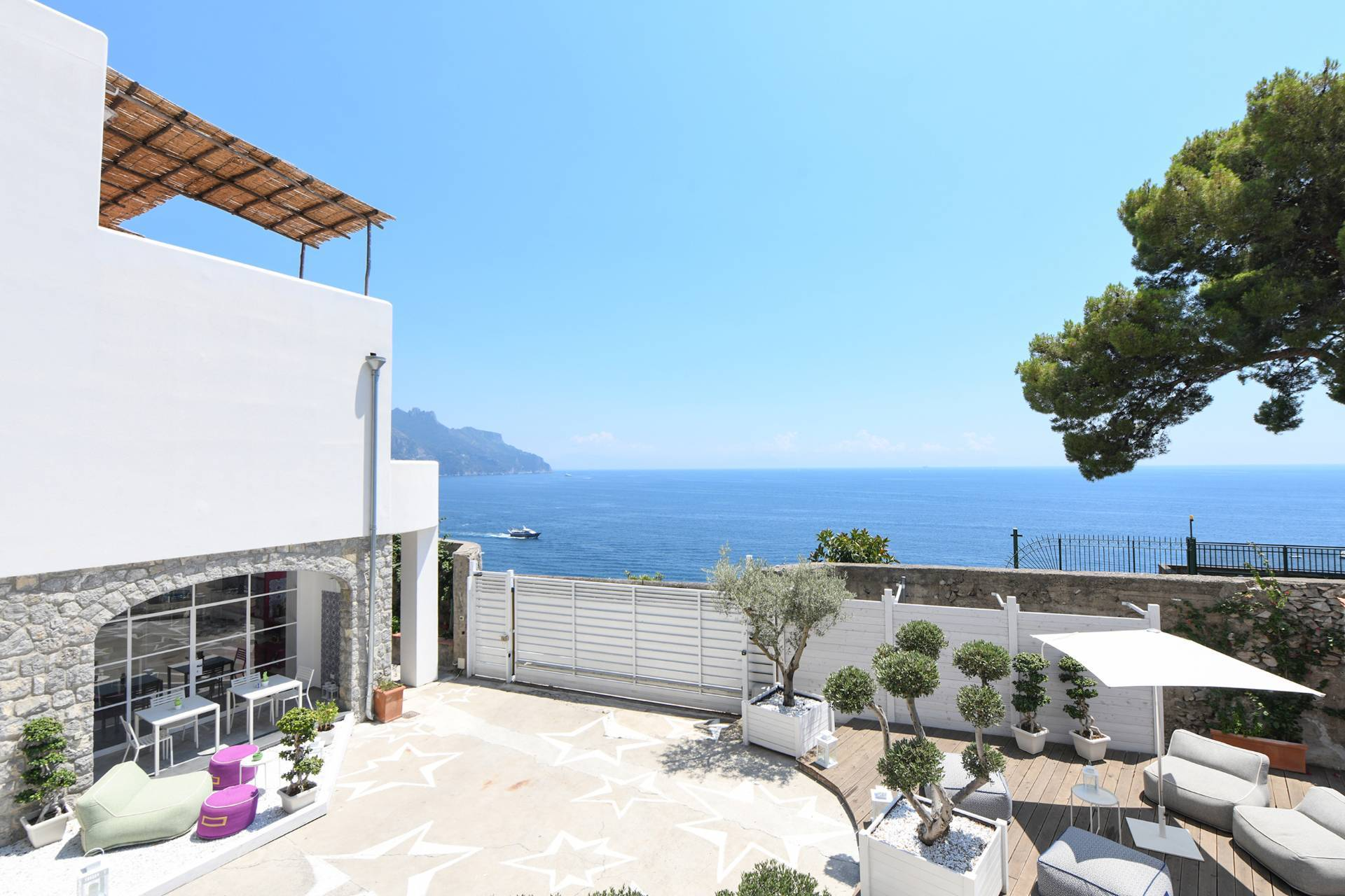 Villa in Vendita a Ravello via carusiello