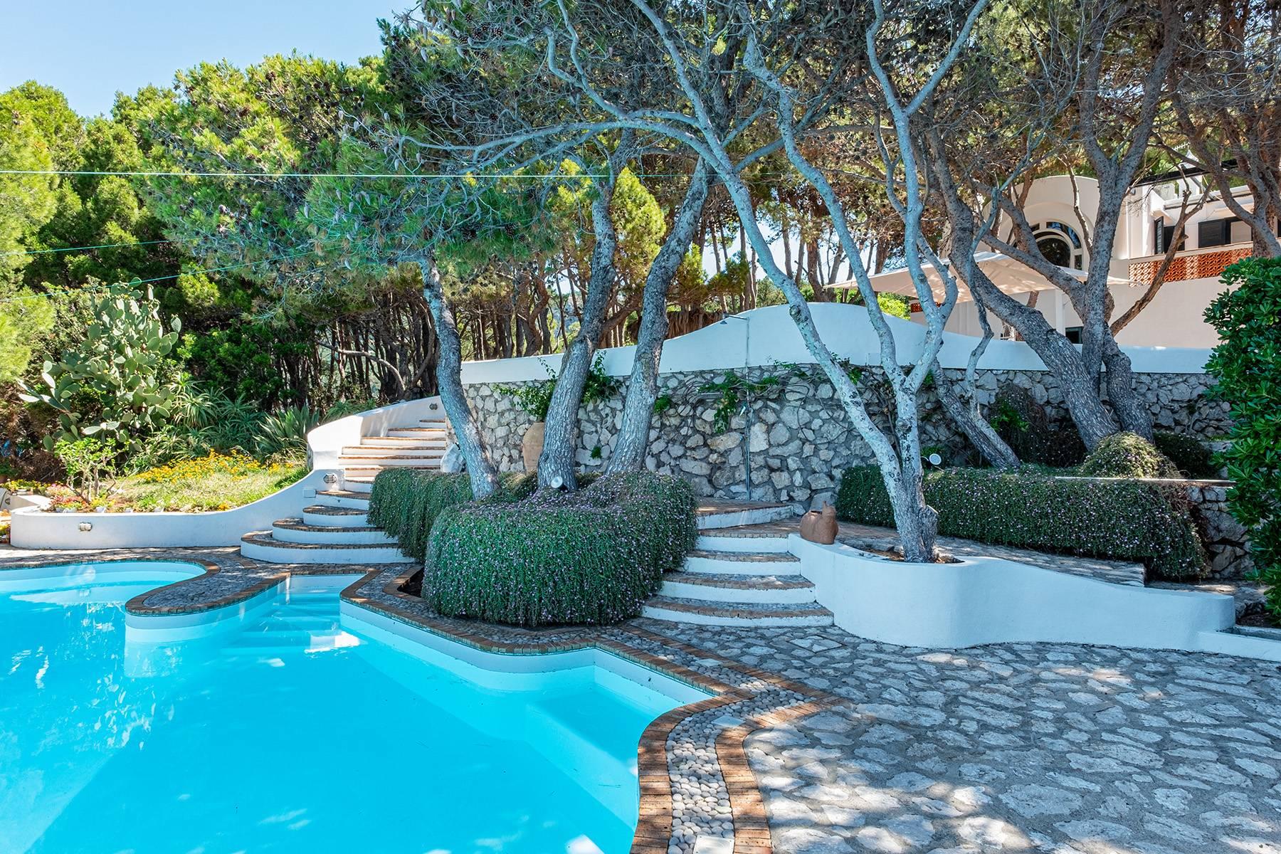 Villa in Vendita a Anacapri: 5 locali, 160 mq - Foto 29