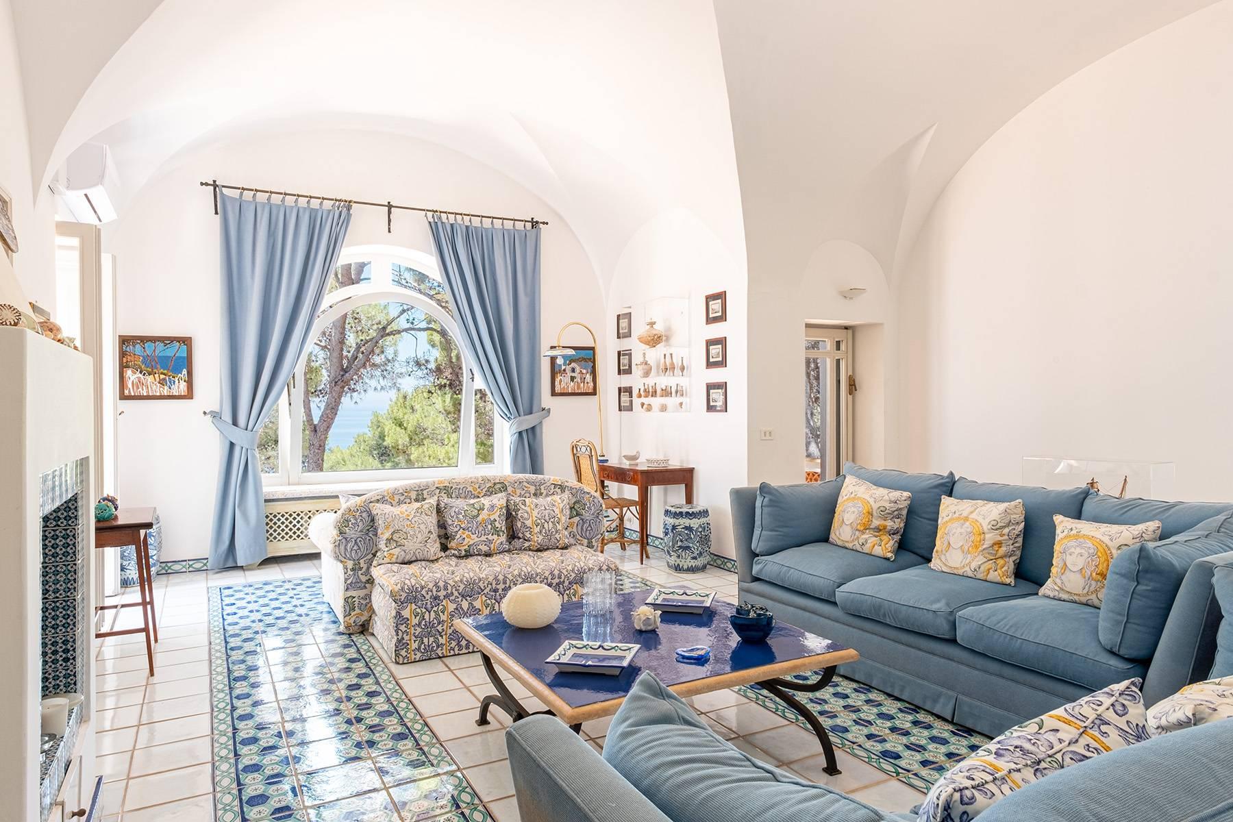 Villa in Vendita a Anacapri: 5 locali, 160 mq - Foto 10