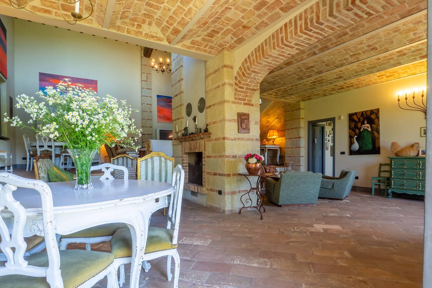 Rustico in Vendita a Ponzano Monferrato: 5 locali, 560 mq - Foto 2