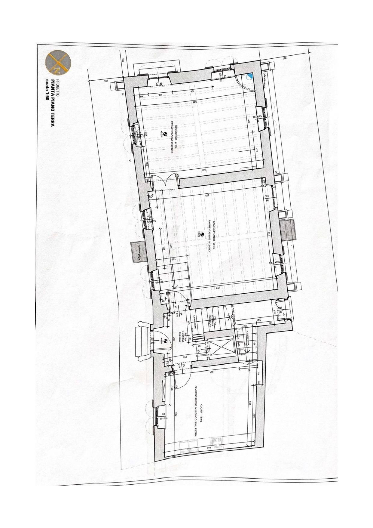 Casa indipendente in Vendita a Torino: 5 locali, 400 mq - Foto 21