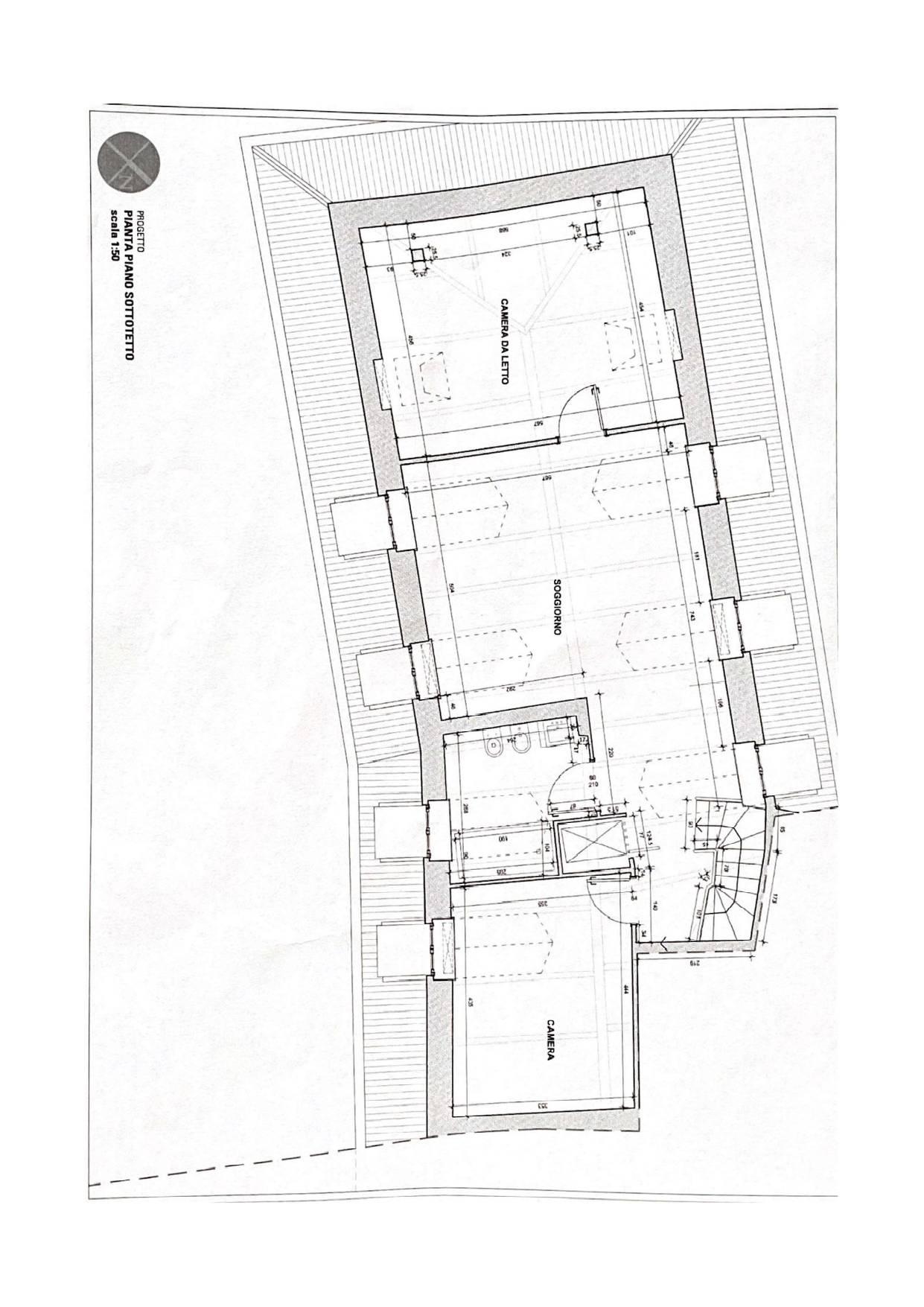 Casa indipendente in Vendita a Torino: 5 locali, 400 mq - Foto 23
