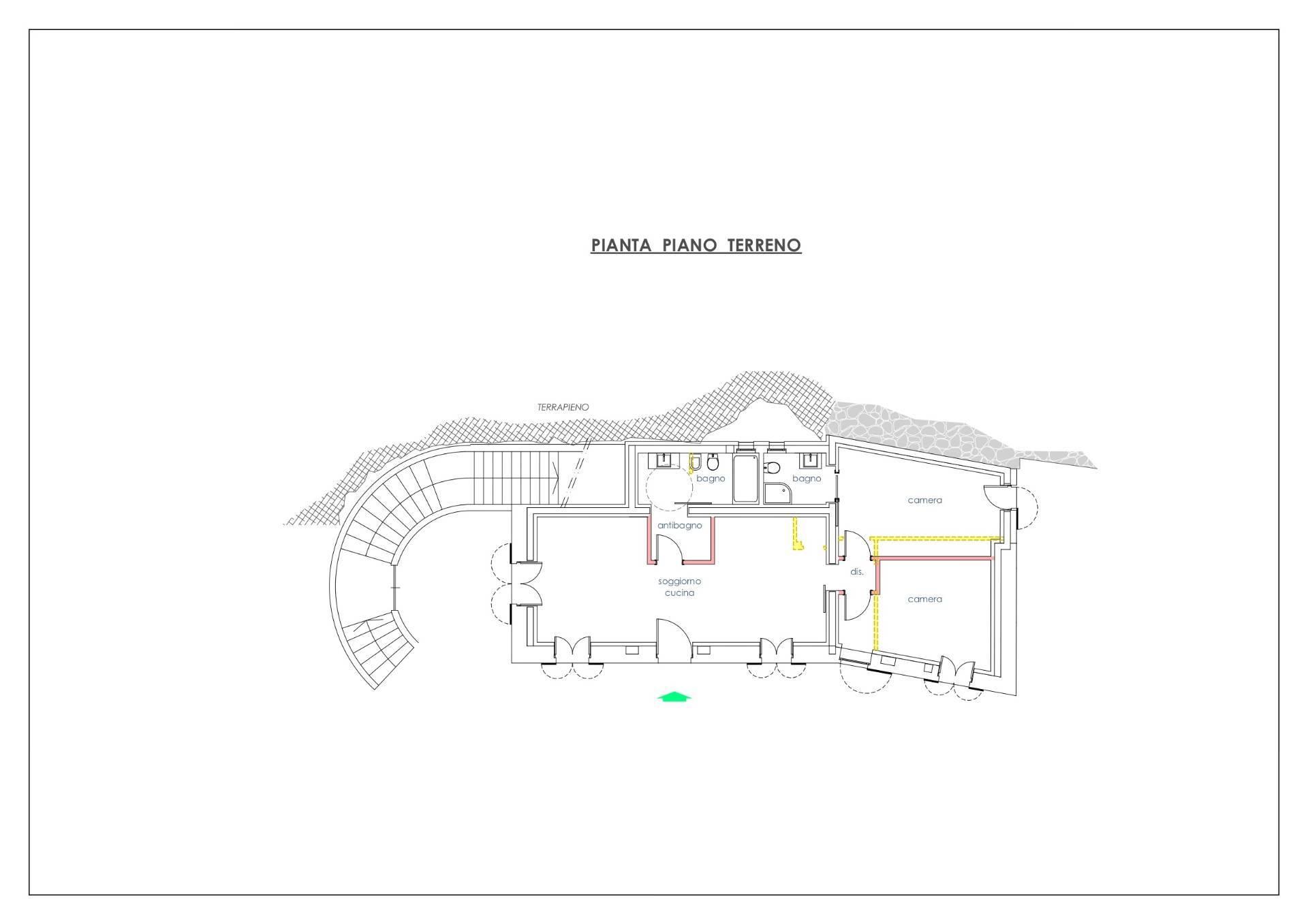 Appartamento in Vendita a Ventimiglia: 4 locali, 116 mq - Foto 18