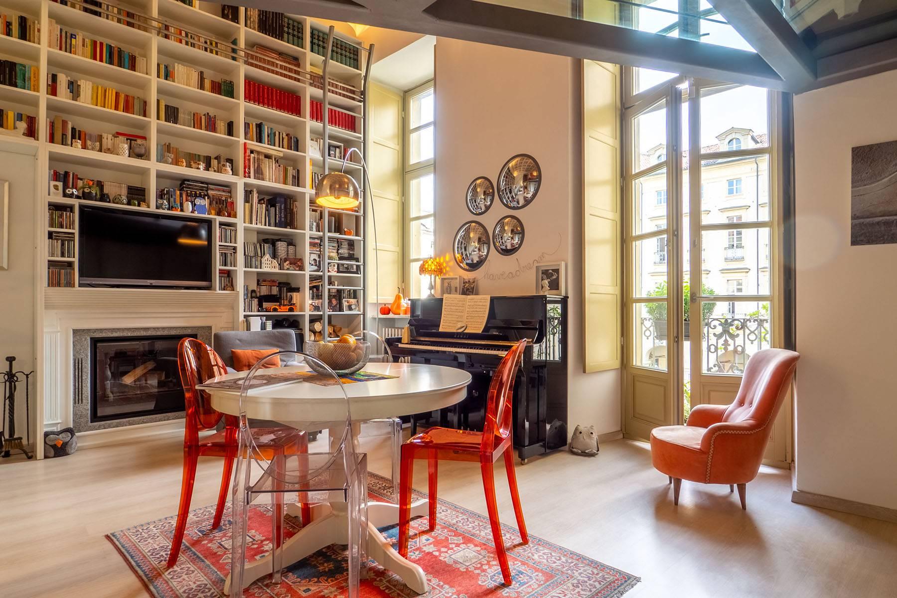 Appartamento in Vendita a Torino Centro: 3 locali, 132 mq
