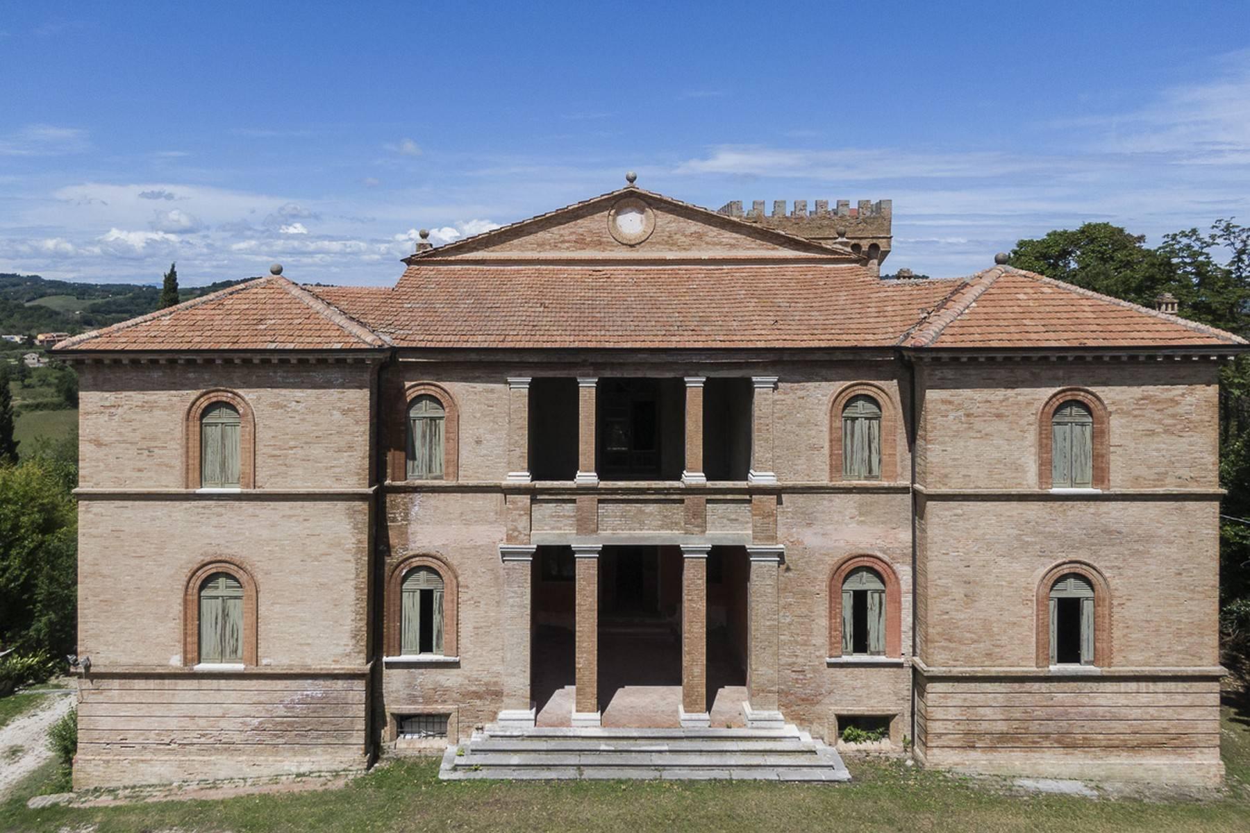 Villa in Vendita a Fano: 5 locali, 2300 mq - Foto 6