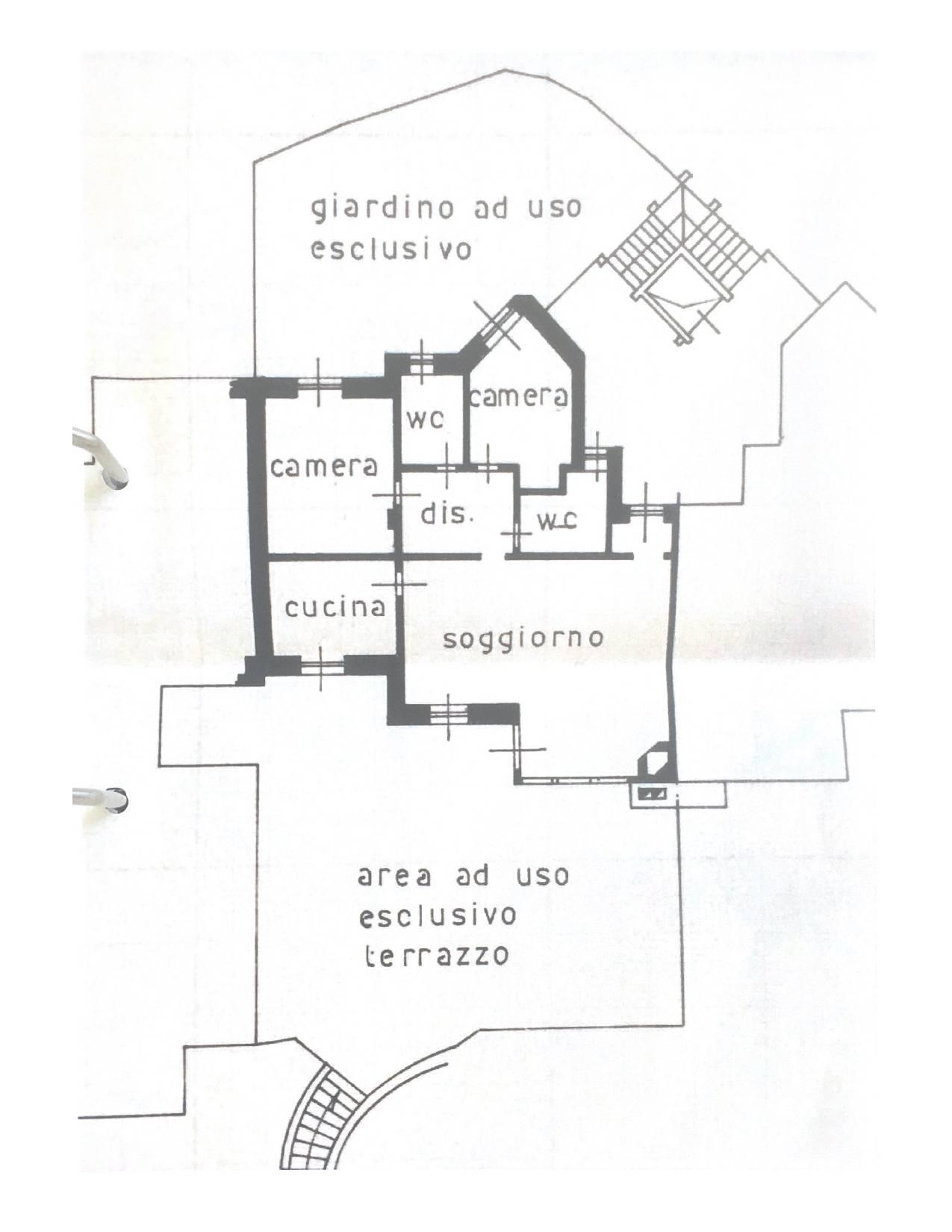 Appartamento in Vendita a Biella: 5 locali, 250 mq - Foto 21