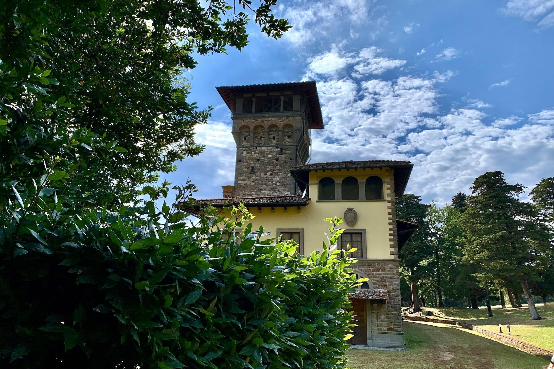 Villa in Vendita a Fiesole: 5 locali, 2200 mq - Foto 6