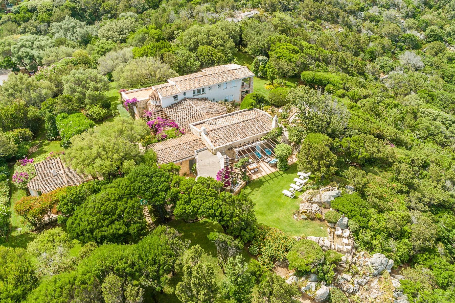 Villa in Vendita a Arzachena: 5 locali, 1112 mq - Foto 2