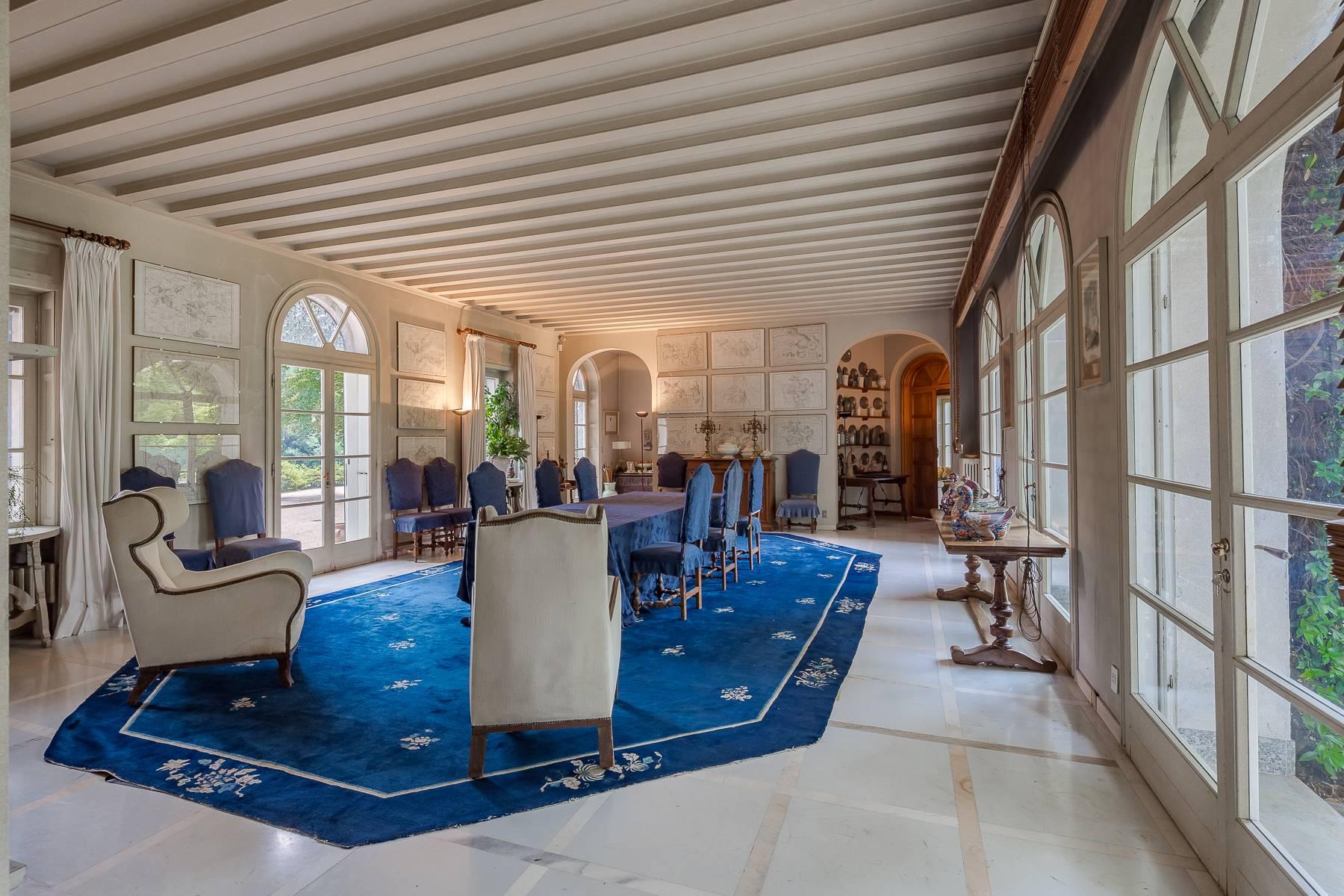 Villa in Vendita a Somma Lombardo: 5 locali, 750 mq - Foto 19