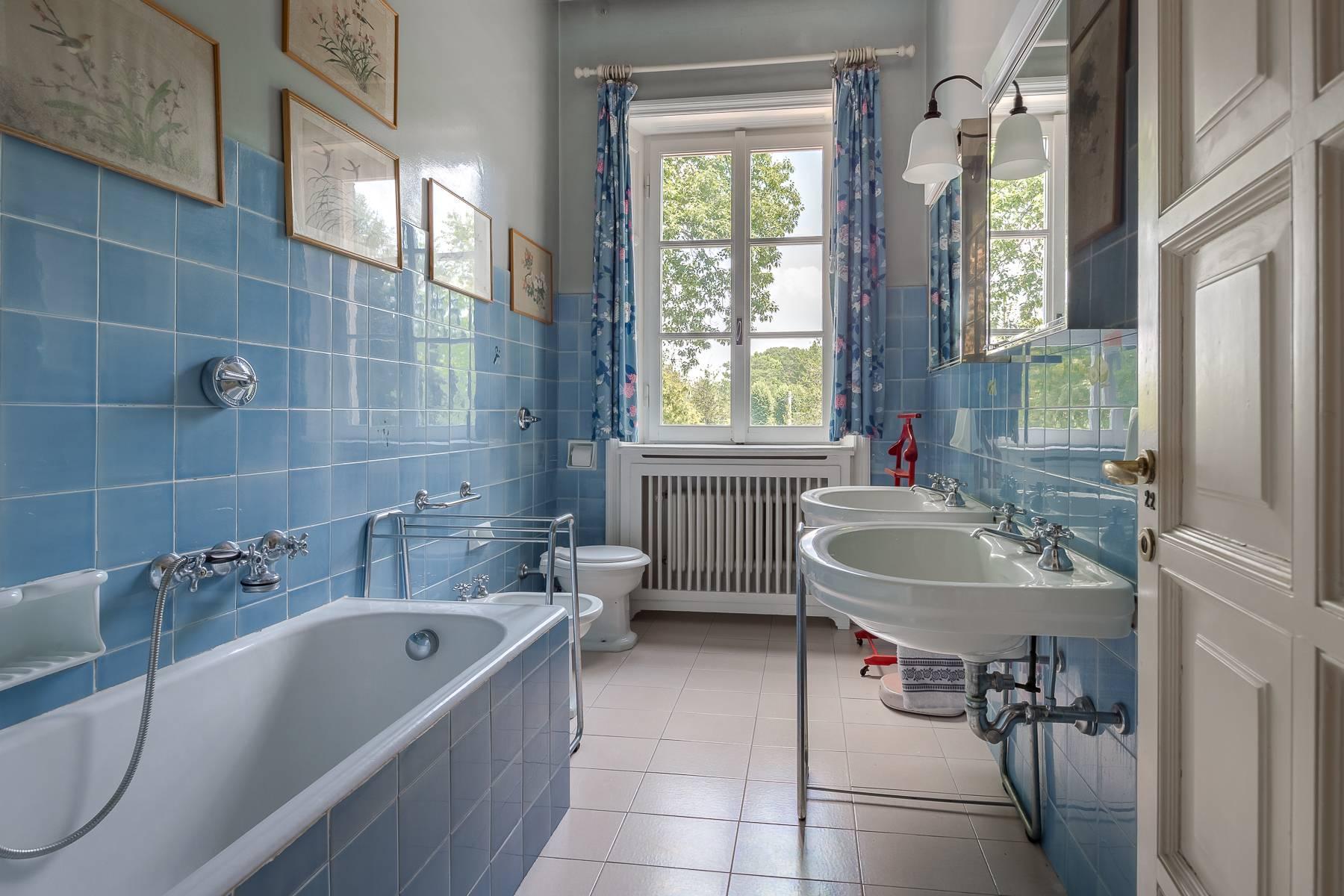 Villa in Vendita a Somma Lombardo: 5 locali, 750 mq - Foto 24