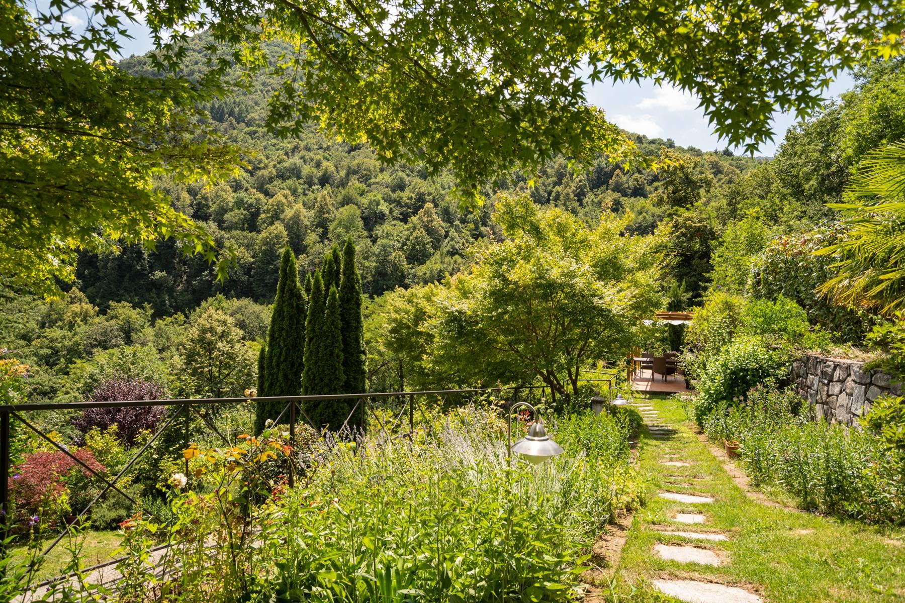Villa in Vendita a Cerano D'Intelvi: 5 locali, 400 mq - Foto 10