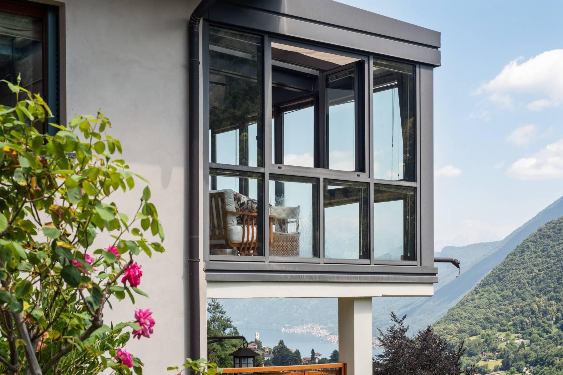 Villa in Vendita a Cerano D'Intelvi: 5 locali, 400 mq - Foto 7