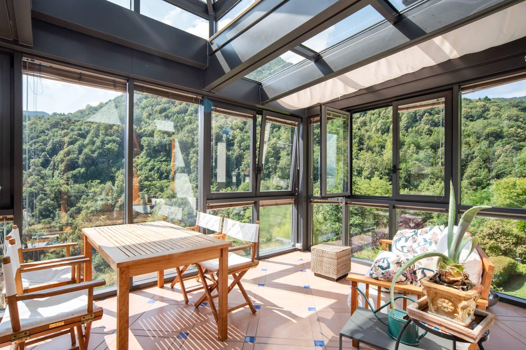 Villa in Vendita a Cerano D'Intelvi: 5 locali, 400 mq - Foto 19