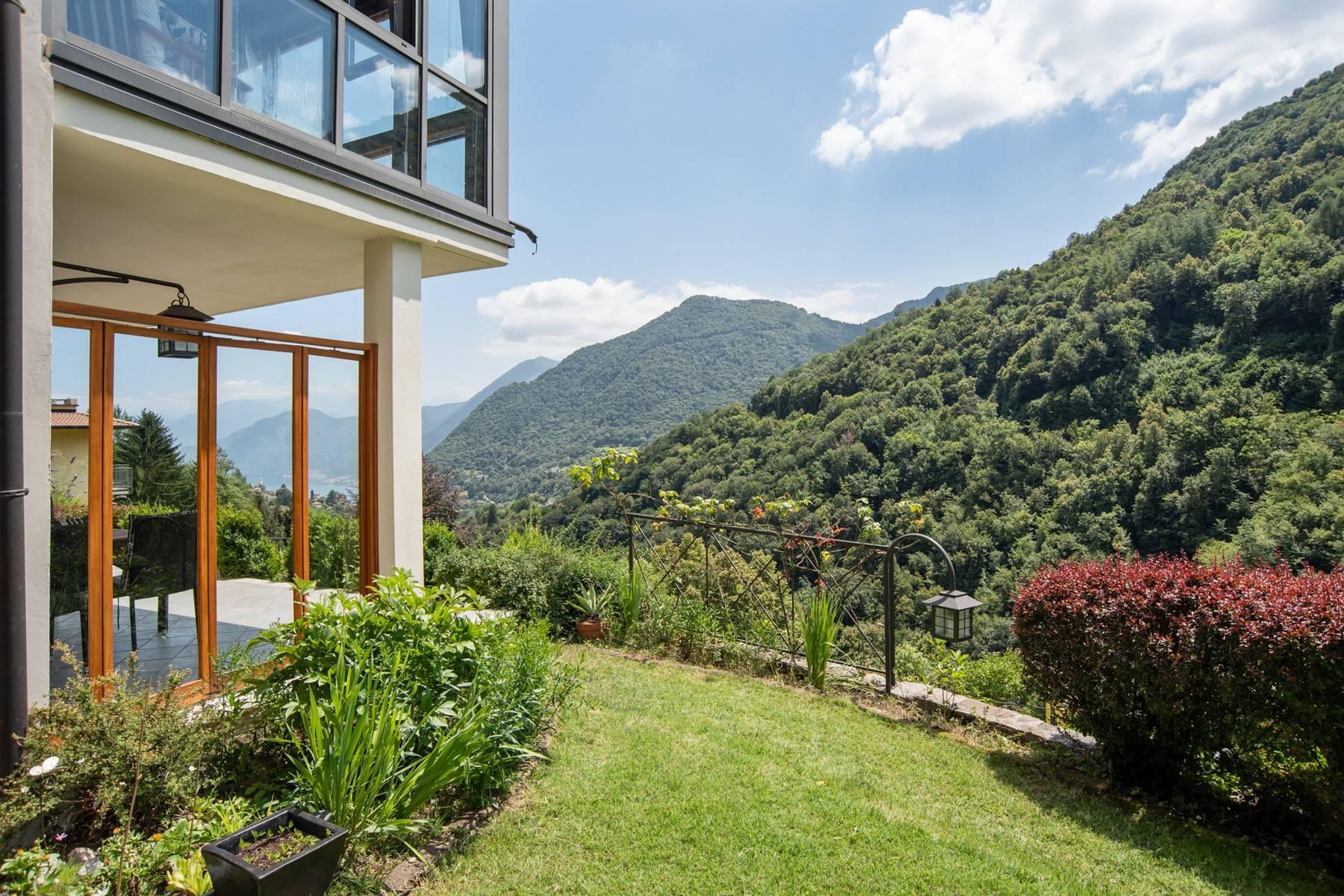 Villa in Vendita a Cerano D'Intelvi: 5 locali, 400 mq - Foto 8
