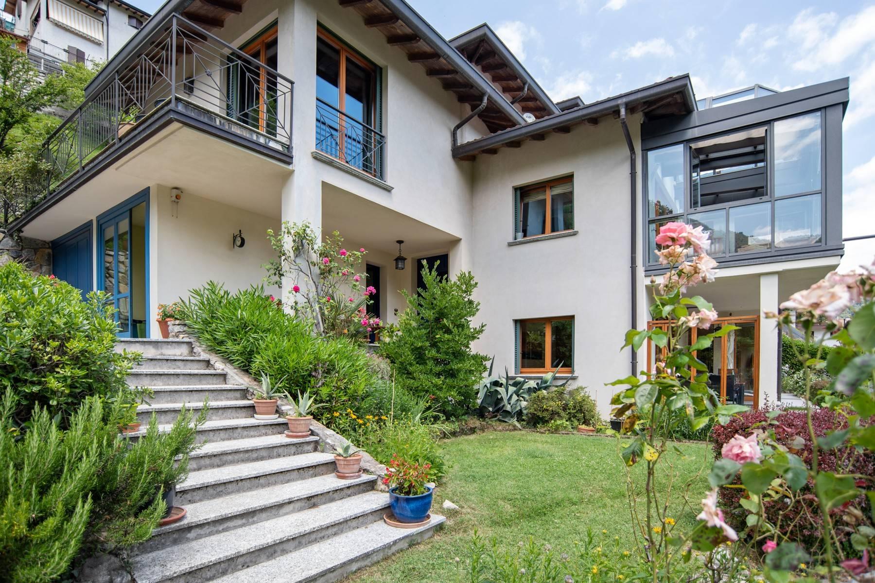 Villa in Vendita a Cerano D'Intelvi: 5 locali, 400 mq - Foto 5